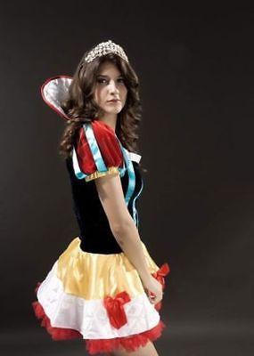 Adult Snow White Fairytale Costume-983