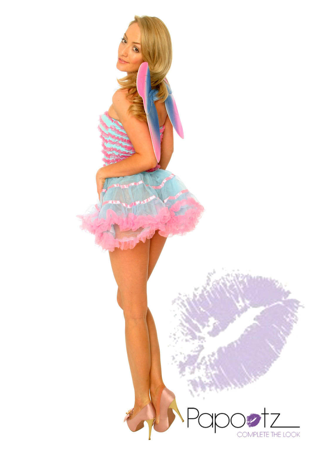 Pink Fairy, Fairy & Wings. Tinkerbell. DAILY POST!-0