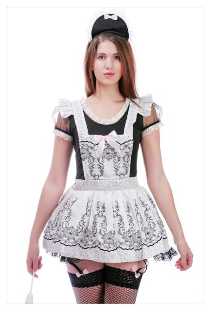 Lace Maid