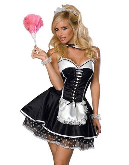 Loving Maid