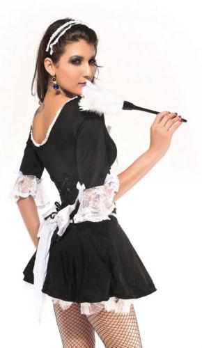 Victorian Maid Costume-873