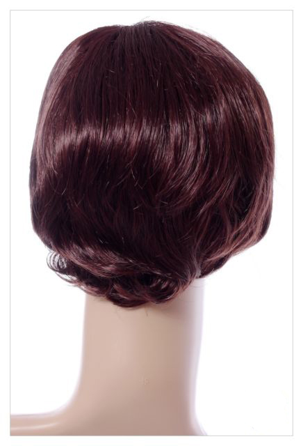 BOB STYLE Honey & DK Brown Lady Wig! Wigs-632