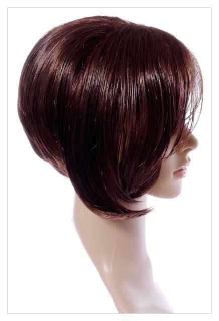 Bob Style Short Ladies Wig Black Brown Blonde Lady Wig-616