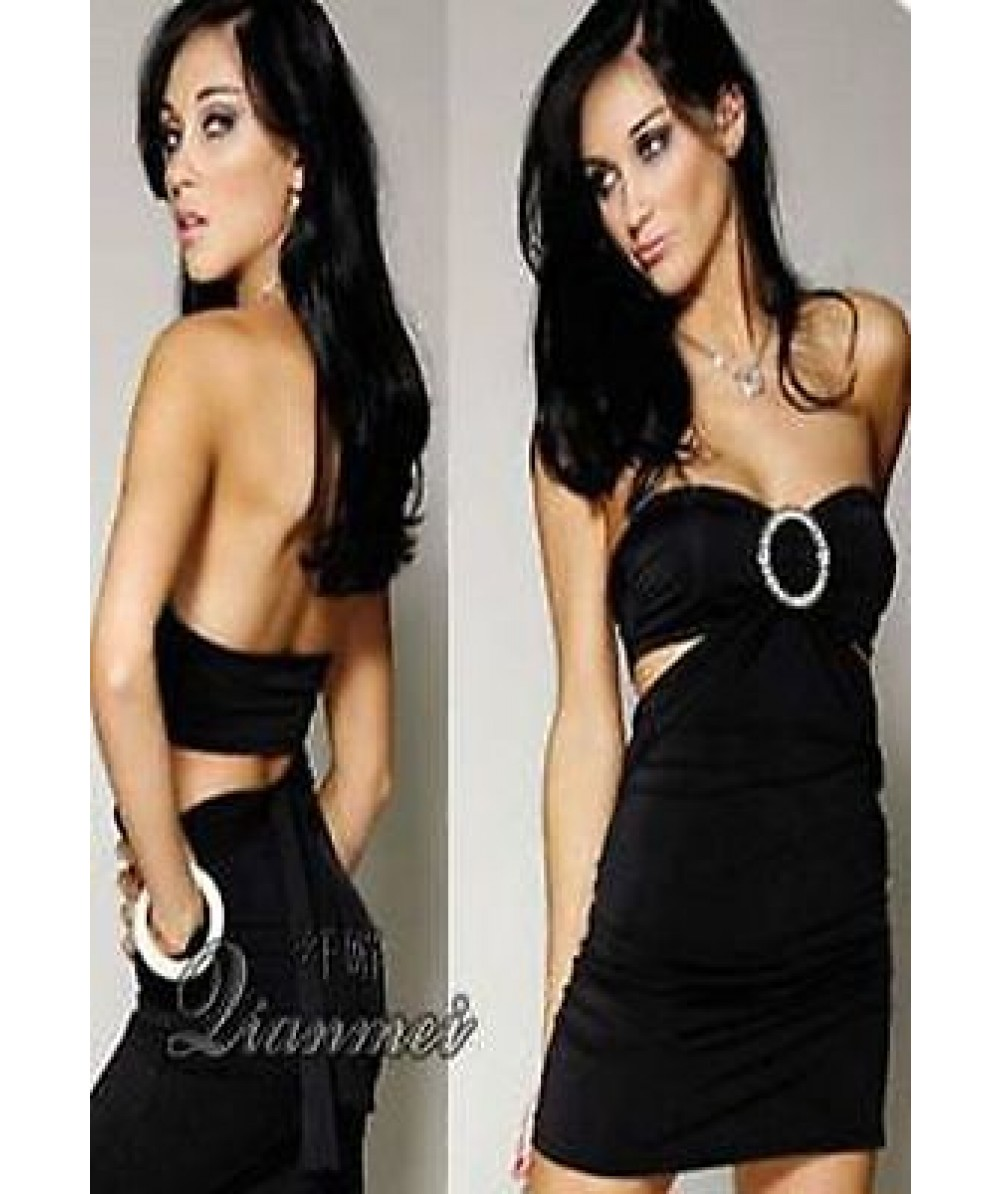 Sexy New Evening Dress Cocktail Party Clubbing Dress-2354