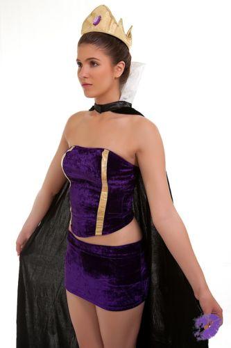 Maid Marion (Robin Hood) Medieval Fancy Dress Costume-0
