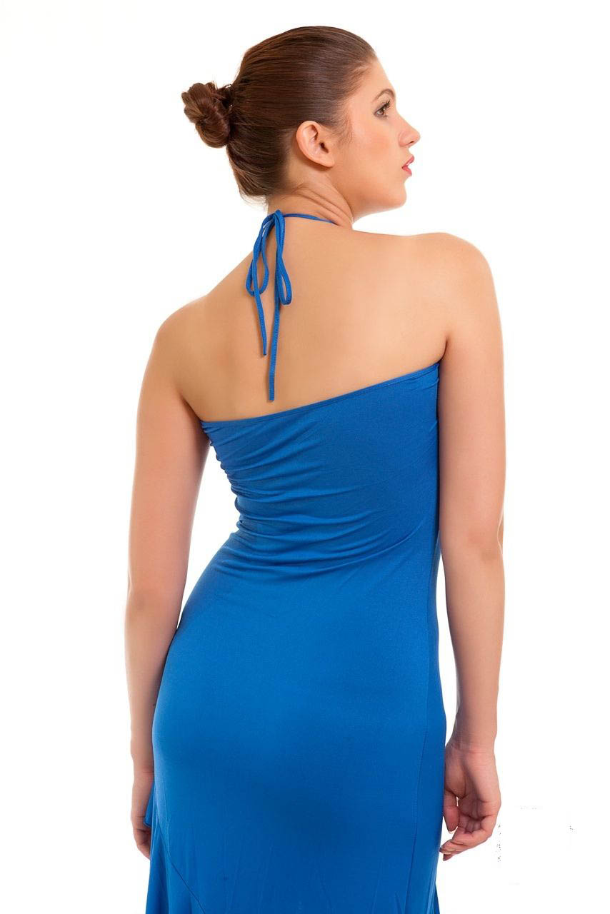Midi Dress back