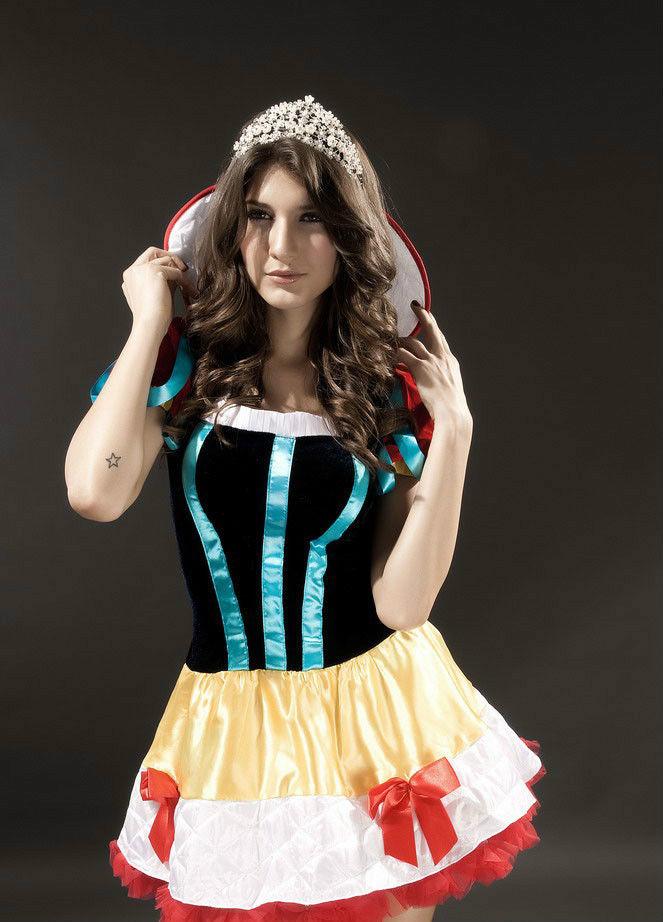 Sexy Sleeping Beauty Fancy Dress Hen Party Costume ALL-0