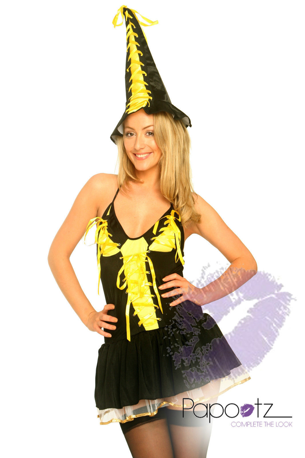 Fancy Dress Halloween Witches Outfit-0