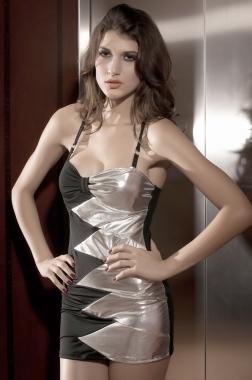 Fashion Splice Club Dress-0