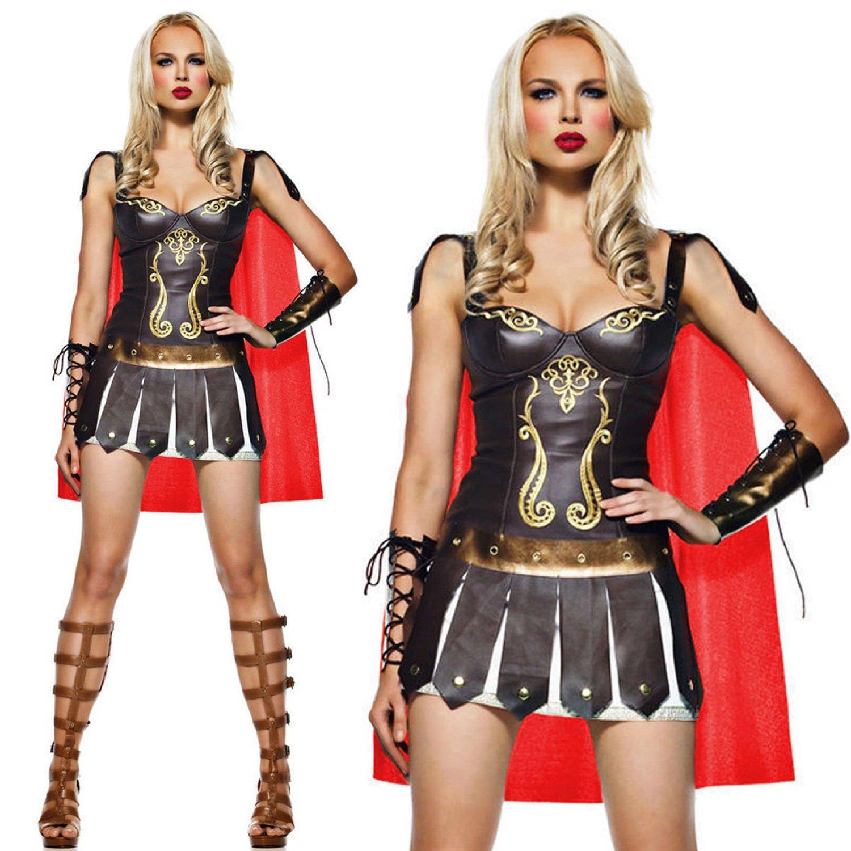 spartan warrior princess costume
