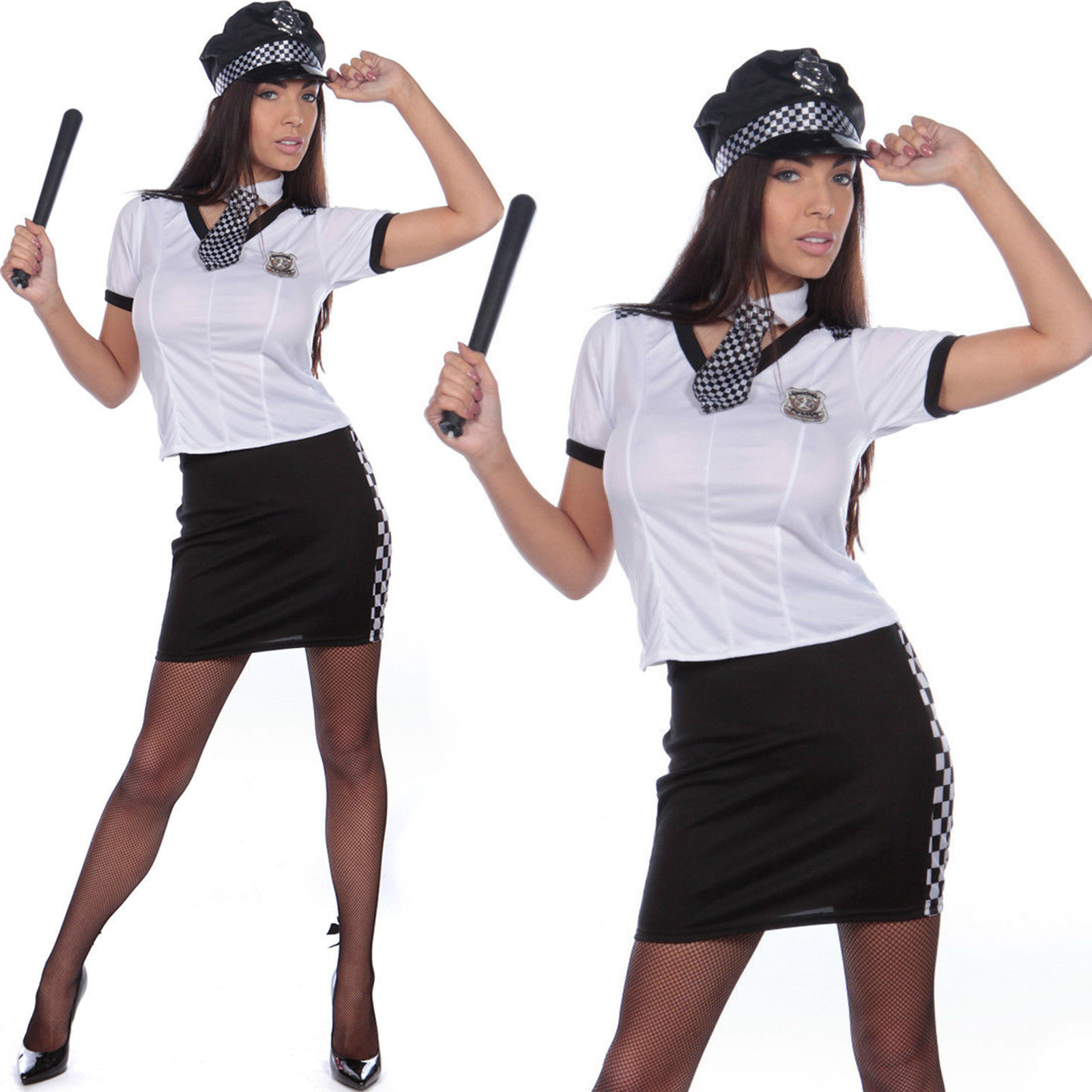 Ladies Police Constable costume