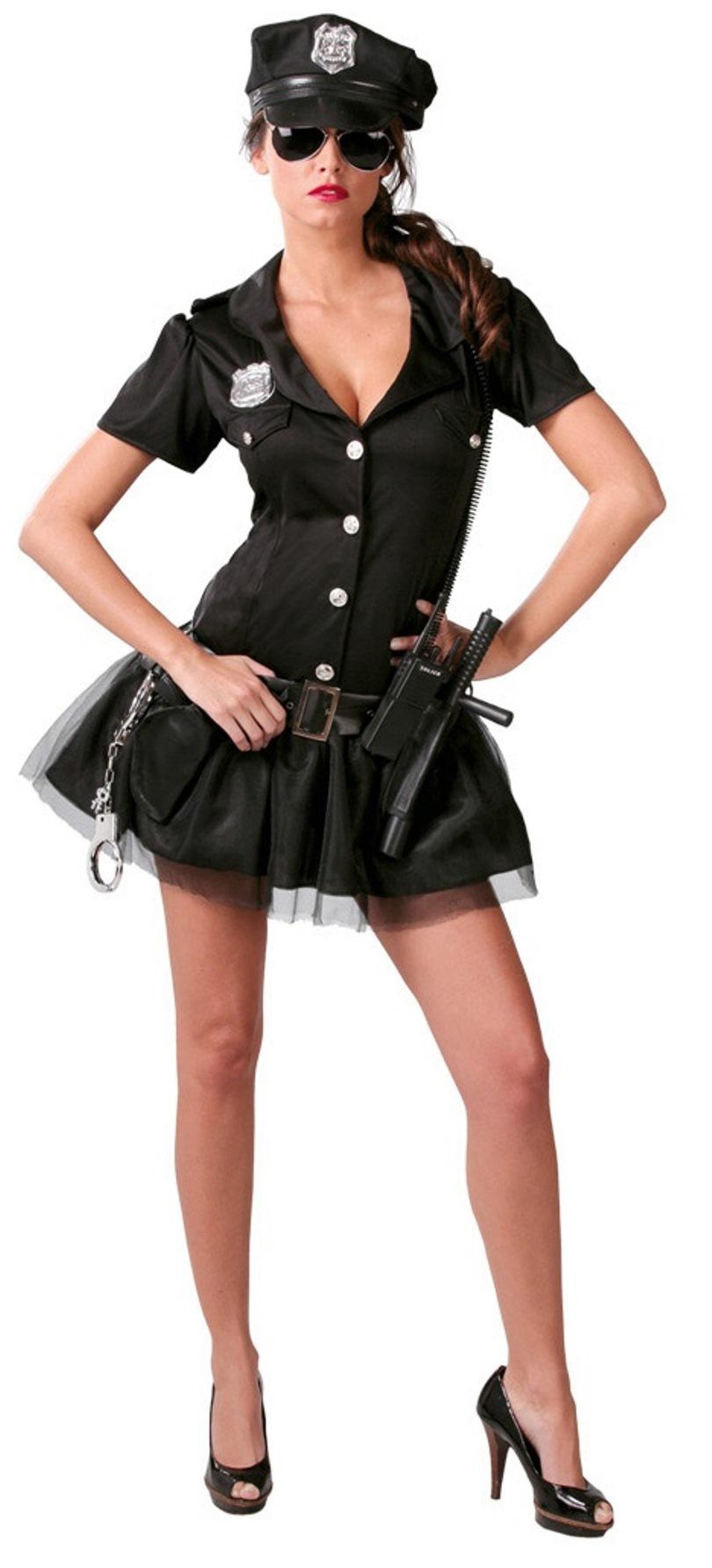 American traffic Cop costume