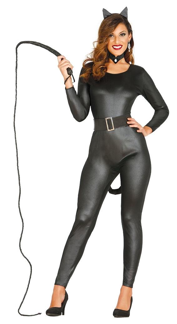 Black Cat Kitty Costume