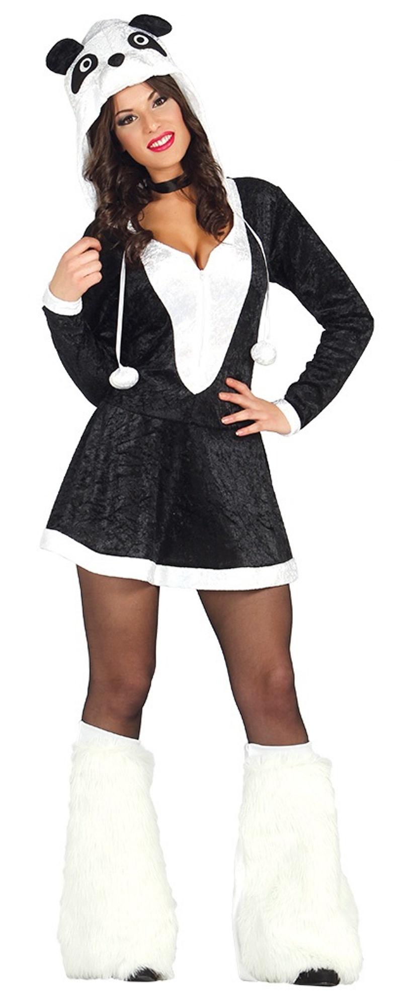 ladies's Panda Costume