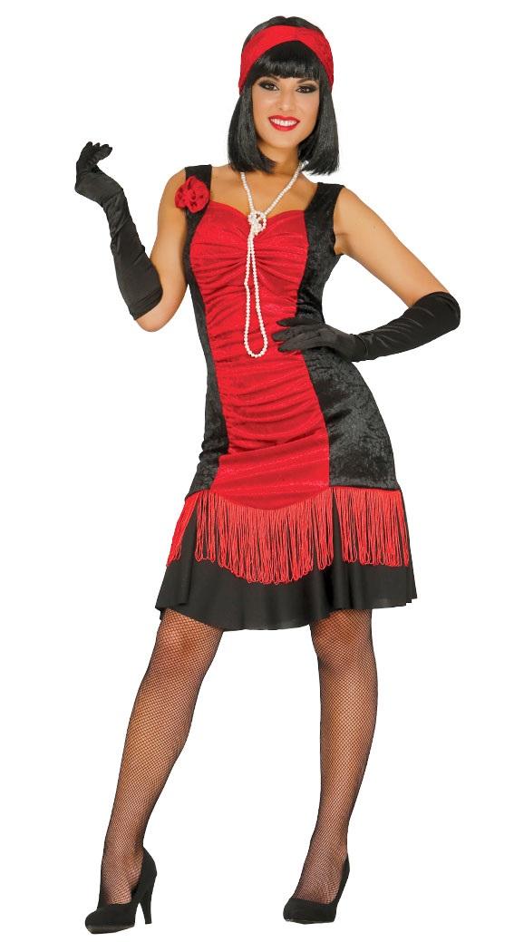 Ladies 1920s Flapper Costume