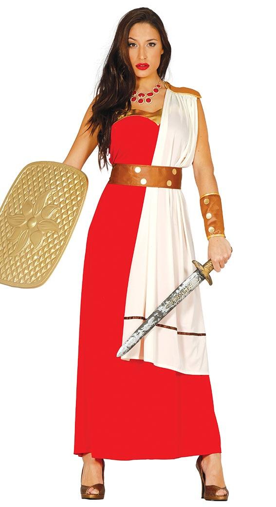 Ladies Roman Warrior Costume