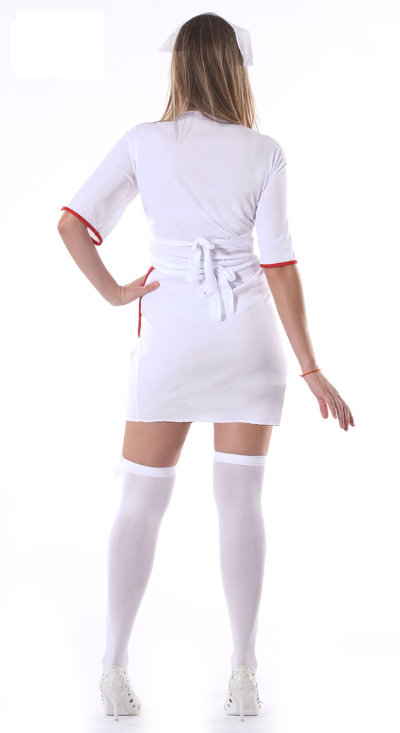 Head Nurse Uuniform back