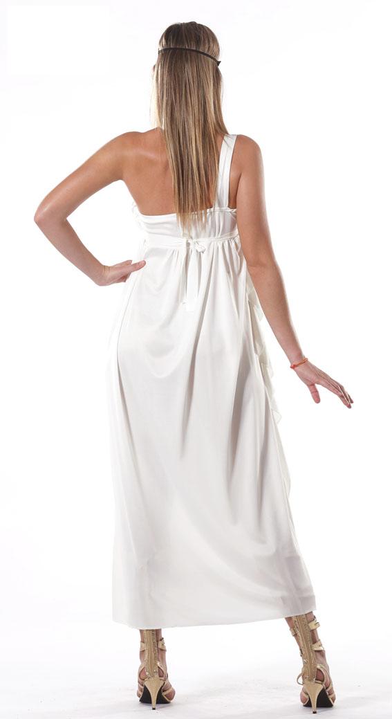 Olympic Spartan Goddess Déesse Göttin Costume back