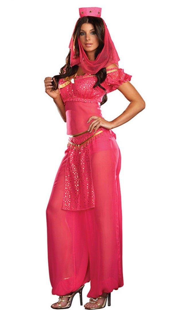 Pink jasmin Genie