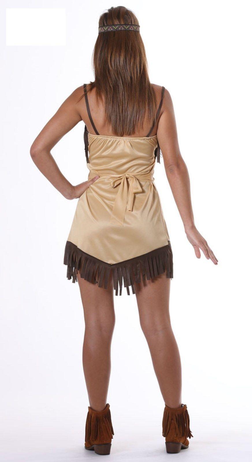 Pocahontas Back