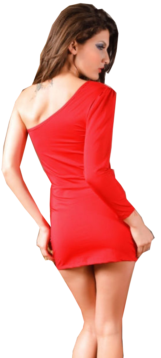 Red Bodycon_1