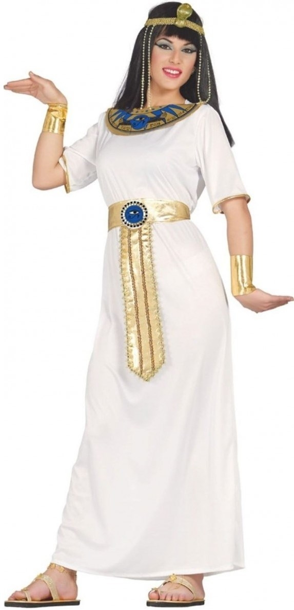 Ladies Princess Cleopatra Costume Queen Of The Nile Outfit