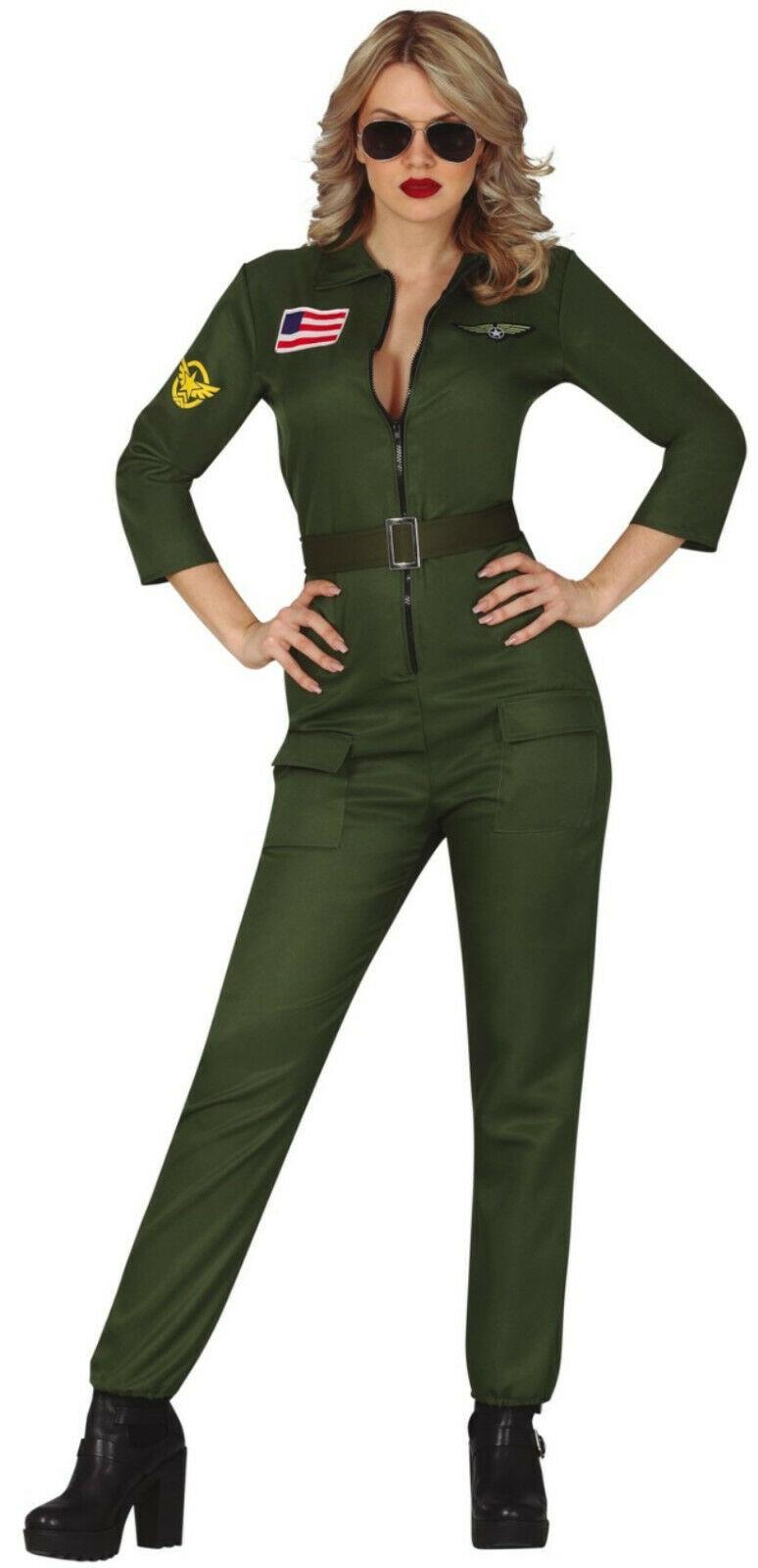 pilot jumpsuit